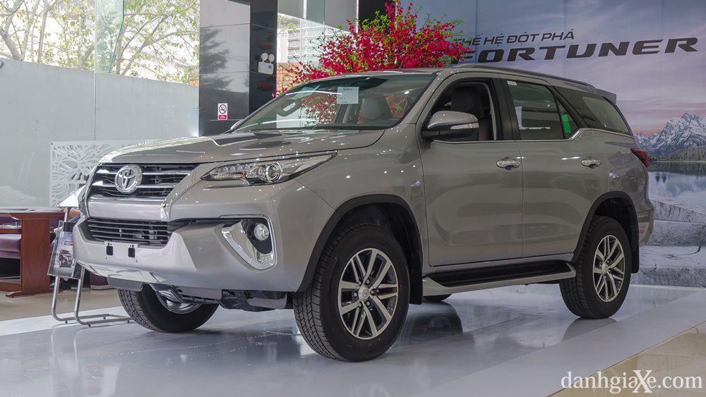 Đánh giá sơ bộ xe Toyota Fortuner 2018