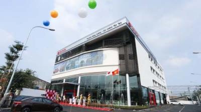 Khai trương Toyota Hùng Vương – Chi nhánh Tân Tạo