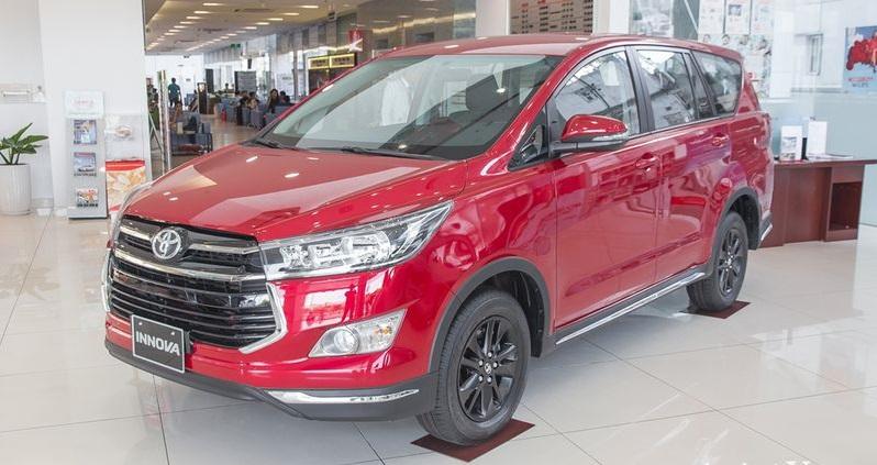 Đánh giá sơ bộ xe Toyota Innova 2018