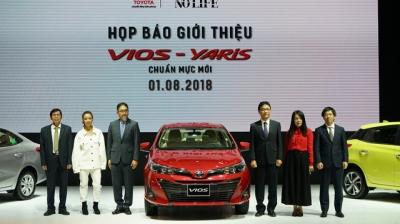 Toyota Vios thành công không chỉ dựa vào thương hiệu