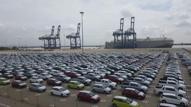 Thuế nhập khẩu ô tô và linh kiện đã giảm về 0% từ đầu năm 2018
