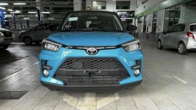 """Toyota Hùng Vương nhận đơn đặt hàng dòng xe """"Hot"""""""